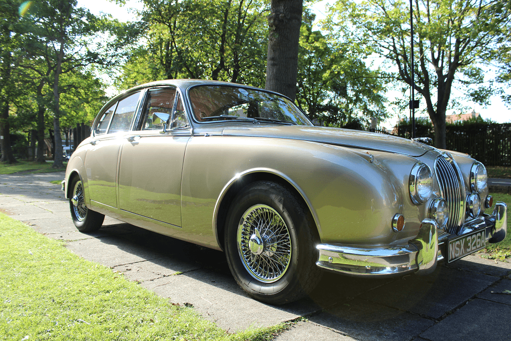 Our range of vintage rental classic cars - Northumbria ...